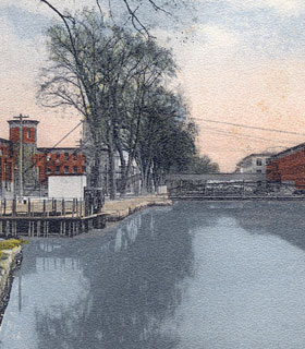 Cotton Mill Square, Nashua, NH