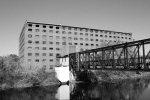 Nashua Millyard - North Store House - Cotton Mill Apartments